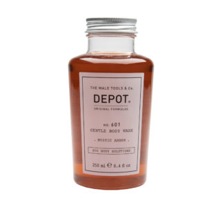 DEPOT male tools body wash mystic amber