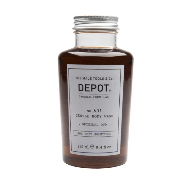 DEPOT male tools body wash original oud