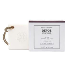 DEPOT male tools scented bar soaps